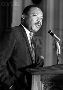 MLK at Southside High School (Malcolm X Shabazz)